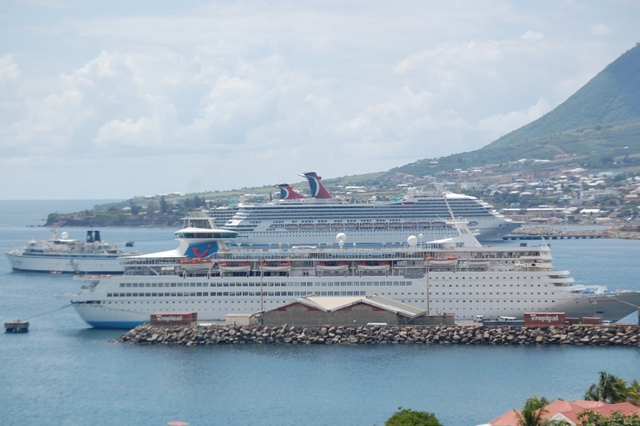 St Kitts Cruise Tourism Continues On A Roll Two New Ships