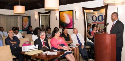 CIBC FIRSTCARIBBEAN ROADSHOW HELD FOR BUSINESS OWNERS