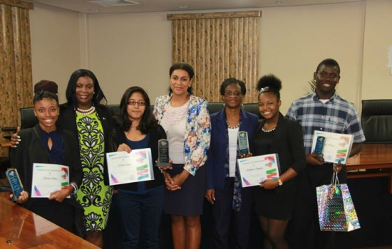 The Department of Youth Affairs hosts Final Youth Desk Proposal presentations