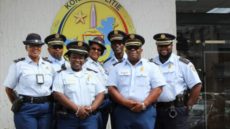 CPOs takes Cops & Kids to the Primary Schools