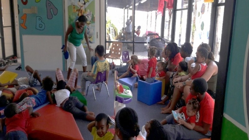 """""""It's Story Time"""" at the Jubilee Library on Saturday"""