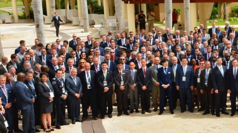Police Chief attends IDEC-conference