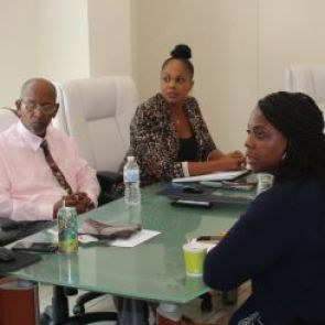 Minister of Justice receives update on Function Books