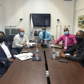 COCI has positive meeting with PJIAE Airport on the involvement of local companies in rebuilding process