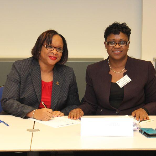 Sint Maarten chairs Caribbean Regional  Ministerial Meeting in Brussels