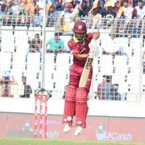 WINDIES BATTING WOES CONTINUE IN 1ST ODI