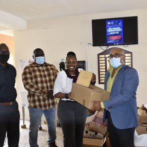 Ministry of Justice: More than 300 books donated by community to help furnish prison library