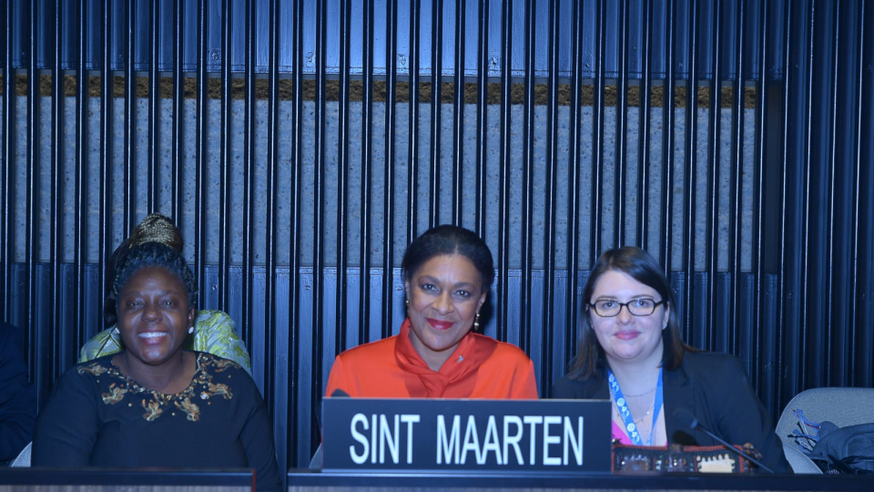 MinAGZ-Minister-Plenipotentiary-Jorien-Wuite-and-Delegation-at-UNESCO-40th-Conference.png