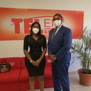 TelEm Group congratulates Dr. Sharine Daniel on academic achievement