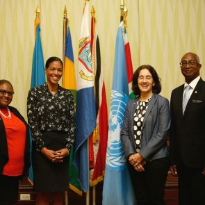 ST. MAARTEN ATTENDED THE UNITED NATIONS 3RD ANNUAL COORDINATION MEETING FOR THE CARIBBEAN