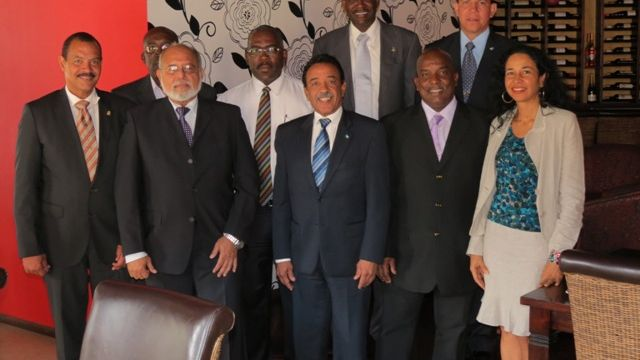 Presidium_delegations_from_Aruba,_Curacao_and_Sint_Maarten_in_Curacao.jpg