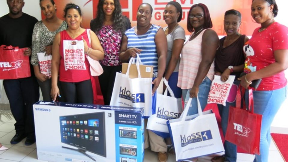 """Klass"""" act for TelCell SMS Text and Win Prize-winners"""