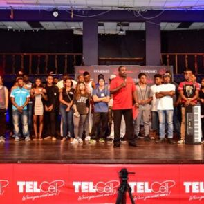 Twenty-two make it  to TelCell Breakthrough Finals Sept. 30