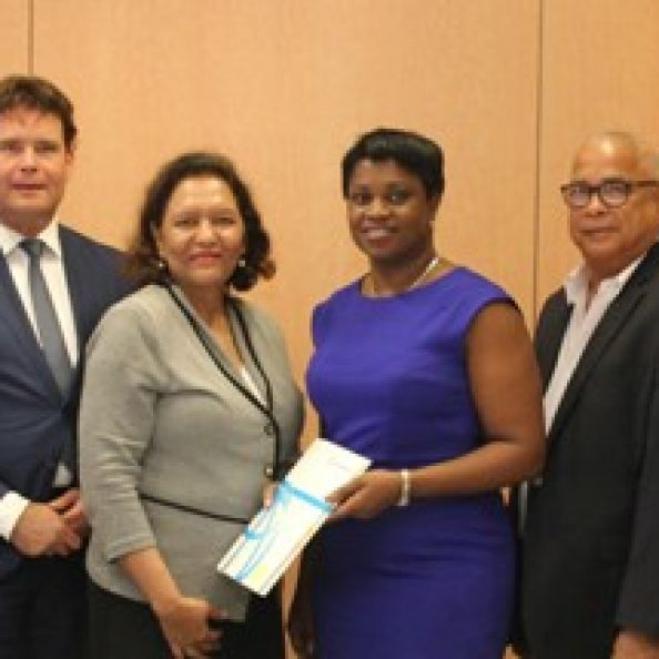 First US$55M Grant from the Sint Maarten Trust Fund for Recovery & Resilience